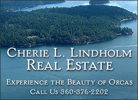 Orcas Island Real Estate Sales by Cherie Lindholm Real Estate