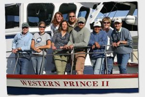 Western Prince Whale & Wildlife Tour