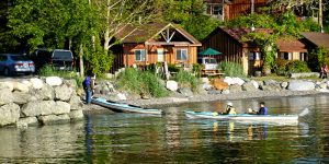 Sea Kayak Tours at West Beach Resort