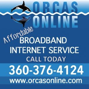 OrcasOnline.com for affordable broadband internet service in San Juan County